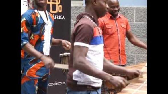 Djarabikan, en Casa África