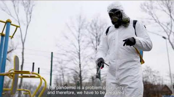 Bouncing back: World politics after the pandemic