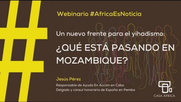 Jesús Pérez Marty-Yihadismo en Mozambique