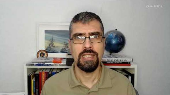Jesús M. Pérez | Webinario #ÁfricaEsNoticia «Lecciones afganas para el continente africano»