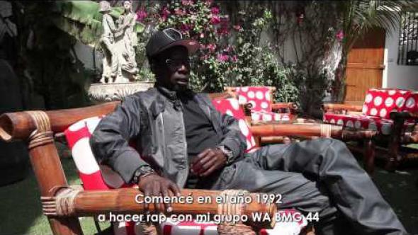 Documental «Vis a Vis 2015. Dakar»