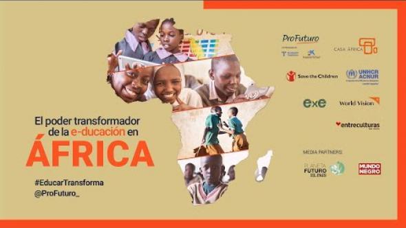 El poder transformador de la e-ducación en África