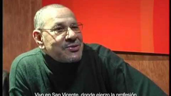 Germano Almeida en Casa África