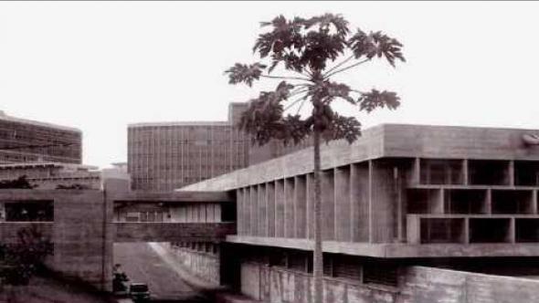 Exposición 'La modernidad ignorada. Arquitectura moderna de Luanda'