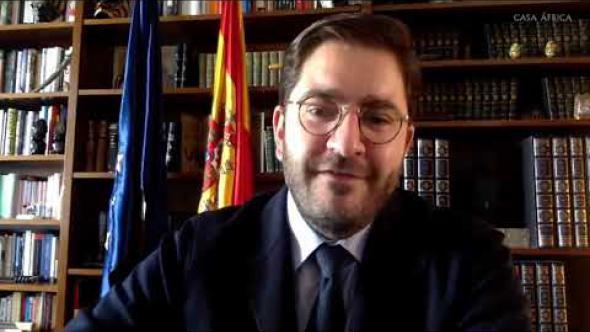 Manuel Muñiz en el XII Encuentro de Sociedad Digital y Biblioteconomía
