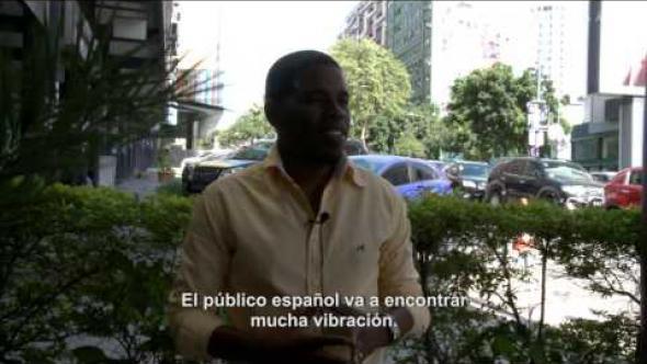Toto St, ganador de Angola Vis a Vis