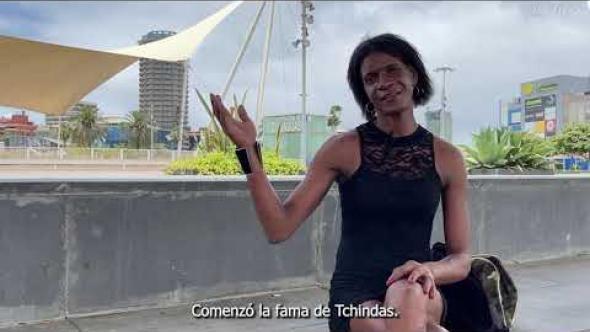 Campaña #LGTBIQ+ 2021: Tchinda Andrade