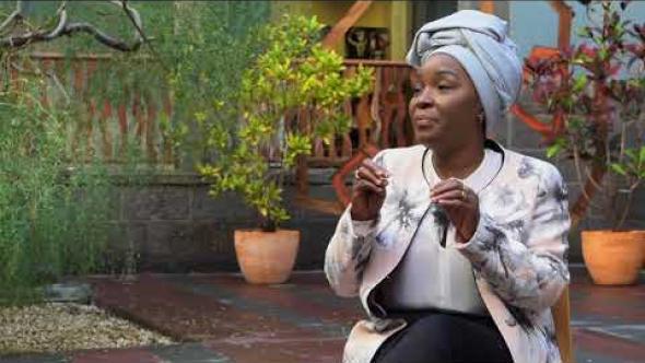 #ÁfricaEsNoticia: La Covid-19 en África. José Naranjo entrevista a Julienne Anoko