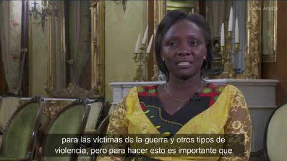 #vocesfemeninasCA: Victoria Nyanjura