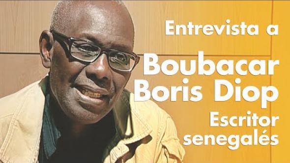 Entrevista a Boubacar Boris Diop