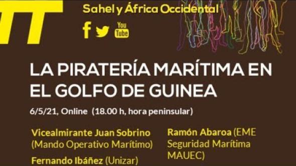 Seguridad marítima en el Golfo de Guinea