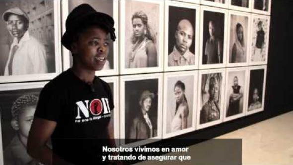 Exposición 'Zanele Muholi. Fragmentos de una nueva historia'