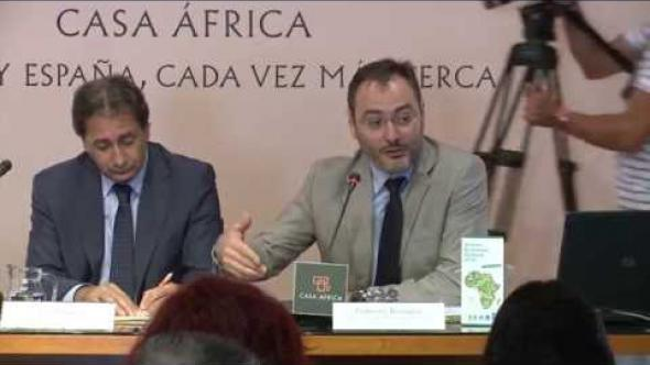 Presentacion del informe 'Perspectivas Económicas de África 2016'