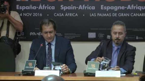 Inauguración del I Fórum Tech Hubs España-África