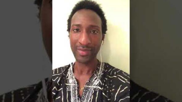 Vídeo Alpha Ba Konaré