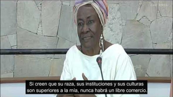 #vocesfemeninasCA: Aminata Traoré