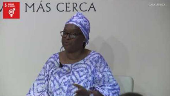 Foros #Agenda2030: Empoderamiento de mujeres y niñas. El caso de Mauritania. Por Atikatou Dieng