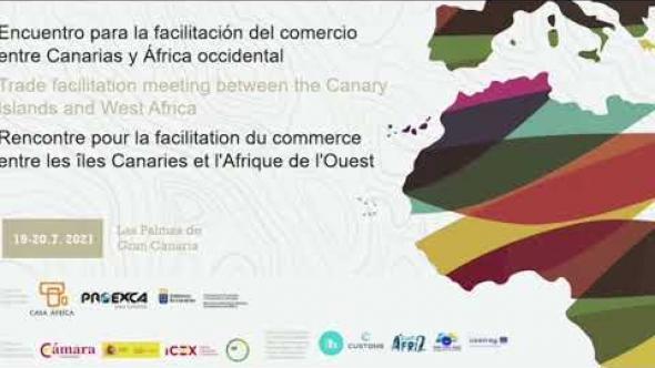 19jul|Encuentro para la facilitación del comercio Canarias-África Occidental