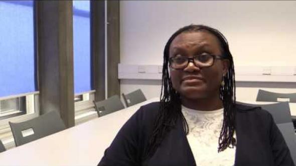 Informal Domestic Workers in Ghana - Dzodzi Tsikata