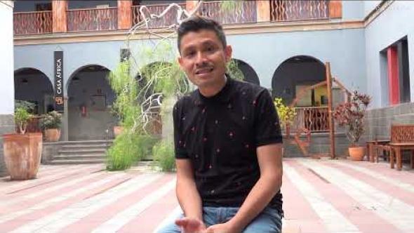 Campaña #LGTBIQ+ 2021: Alfredo Pazmiño